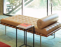 Barcelona Couch was designed in 1930