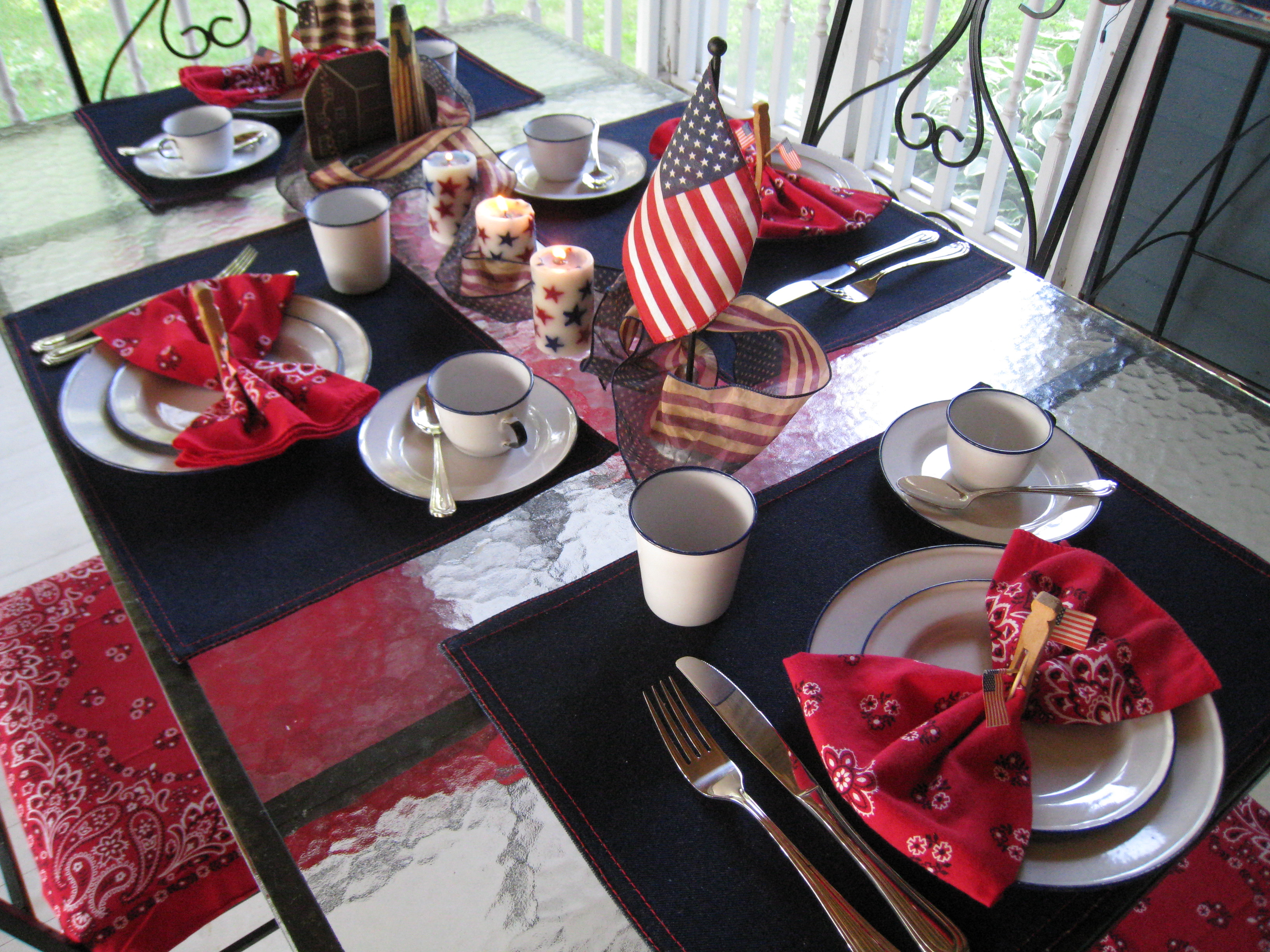 Star Spangled Brunch