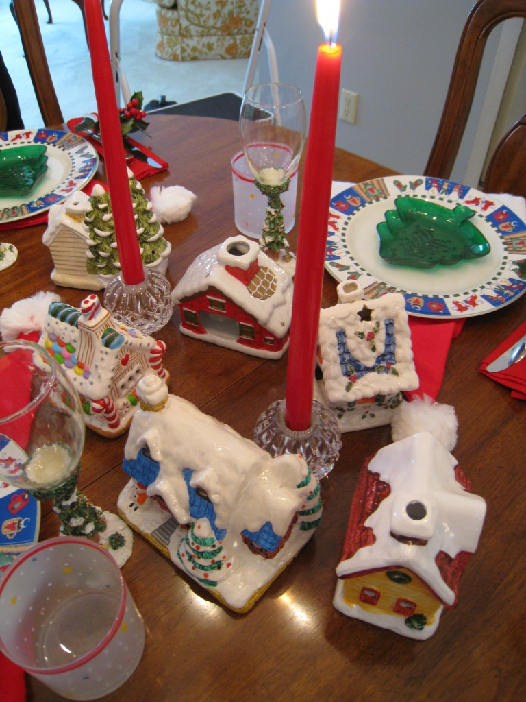 """Group your """"homes"""" on the table!"""