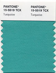 Turquoise: 2010 Color of the Year