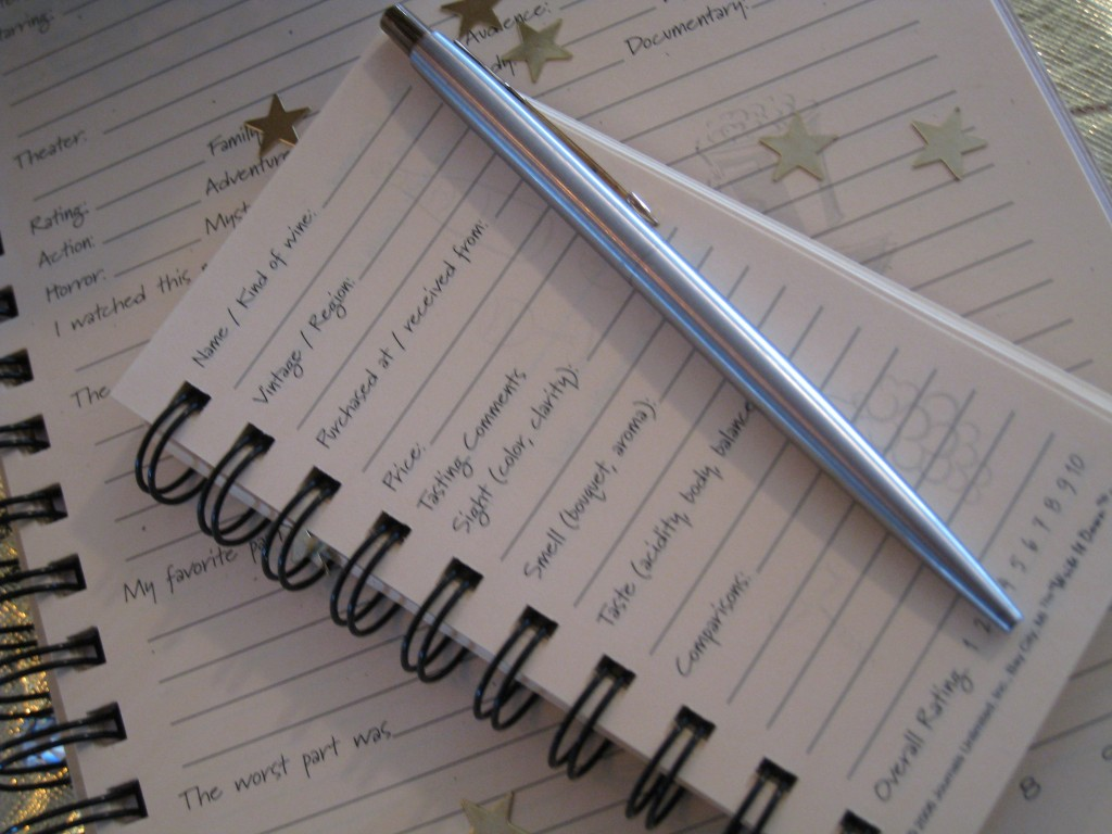 HAve journals on hand for guests to write in