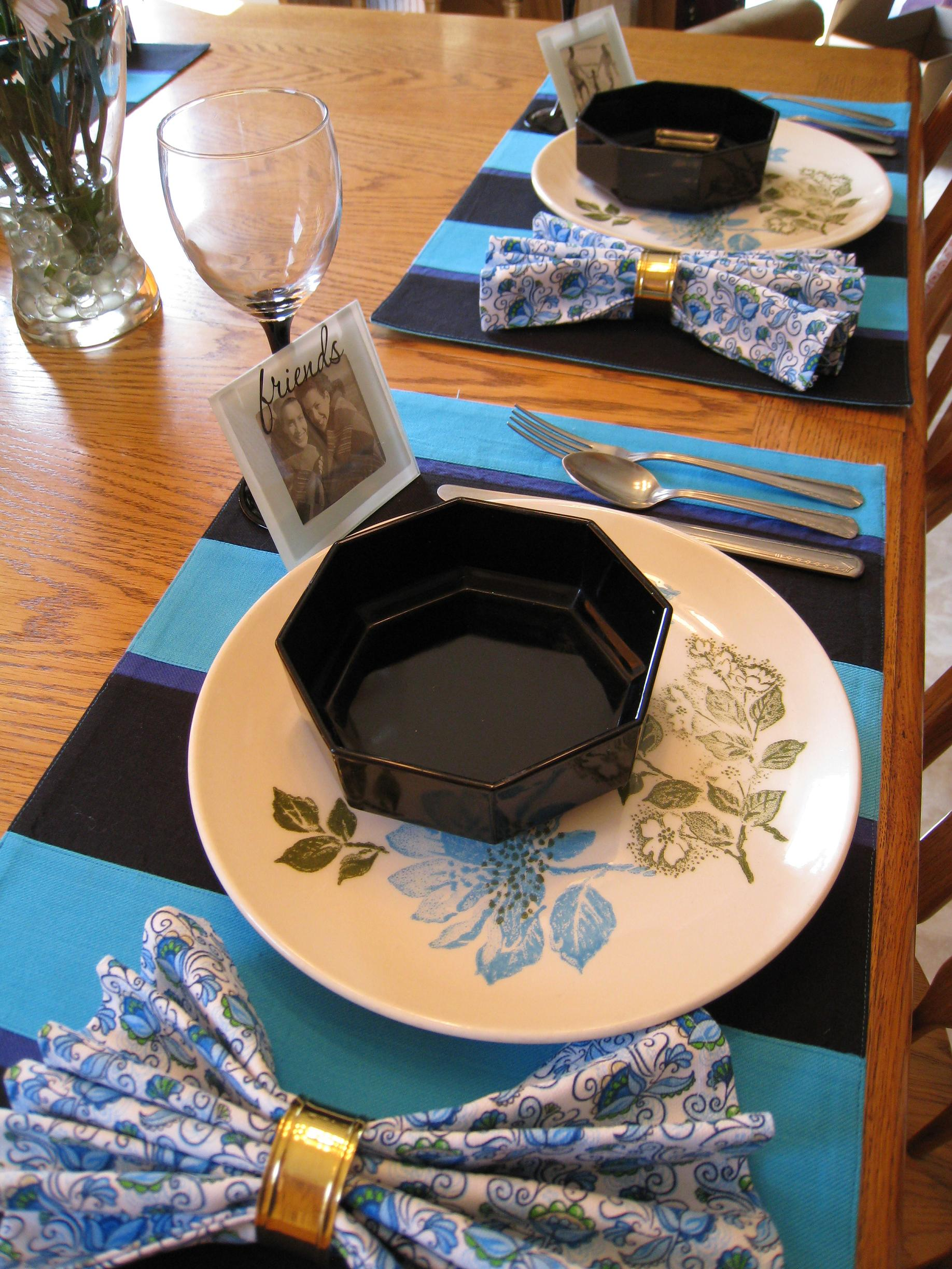 Set a Fabulous Table for Mom