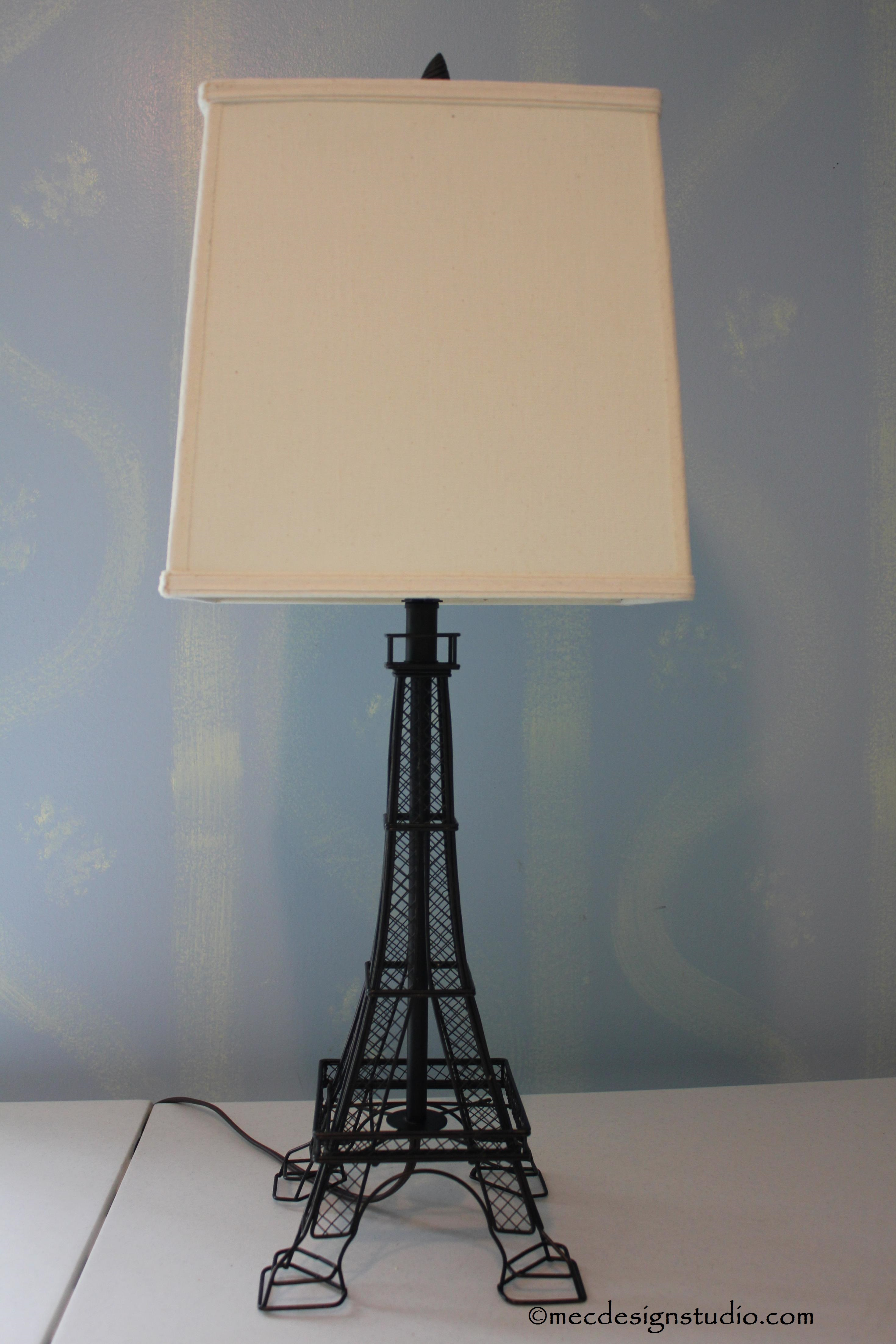 By Lamp Light (French Style)