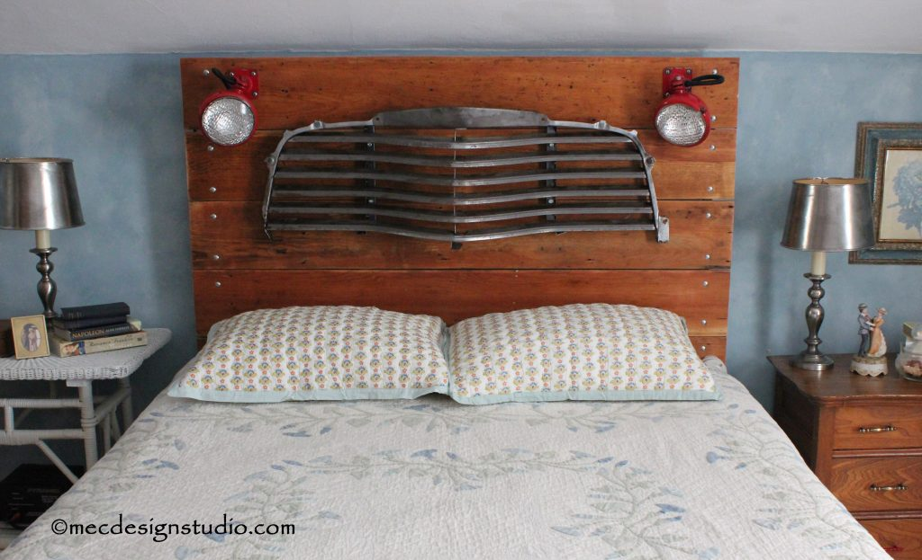 Hot Rod Headboard