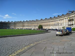 Bath, England, Royal Crescent