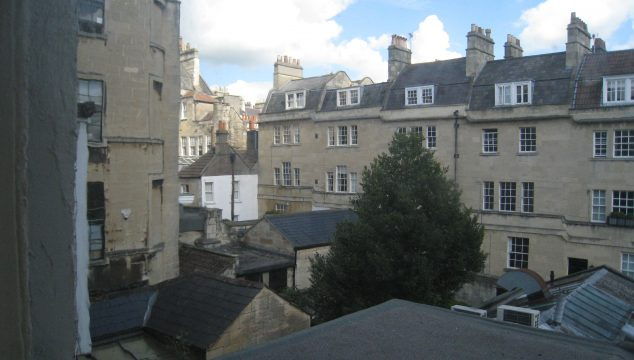 Bath, England and Jane Austen
