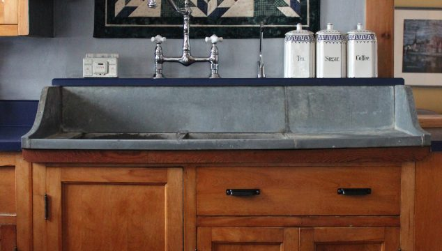 Kitchen Rehab: Copper Sink