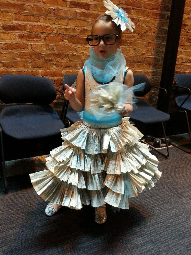 Book Fairy Halloween Costume