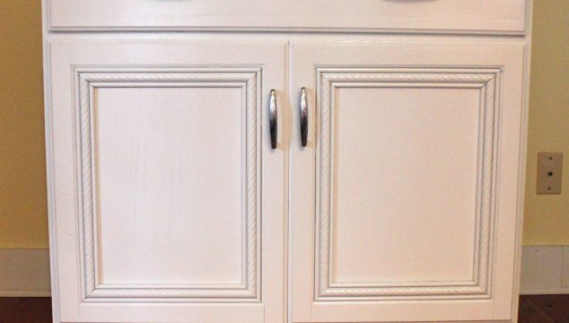 Transform Stock Kitchen Cabinets