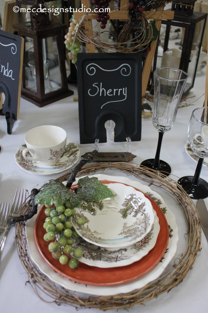 Tuscany Place Setting