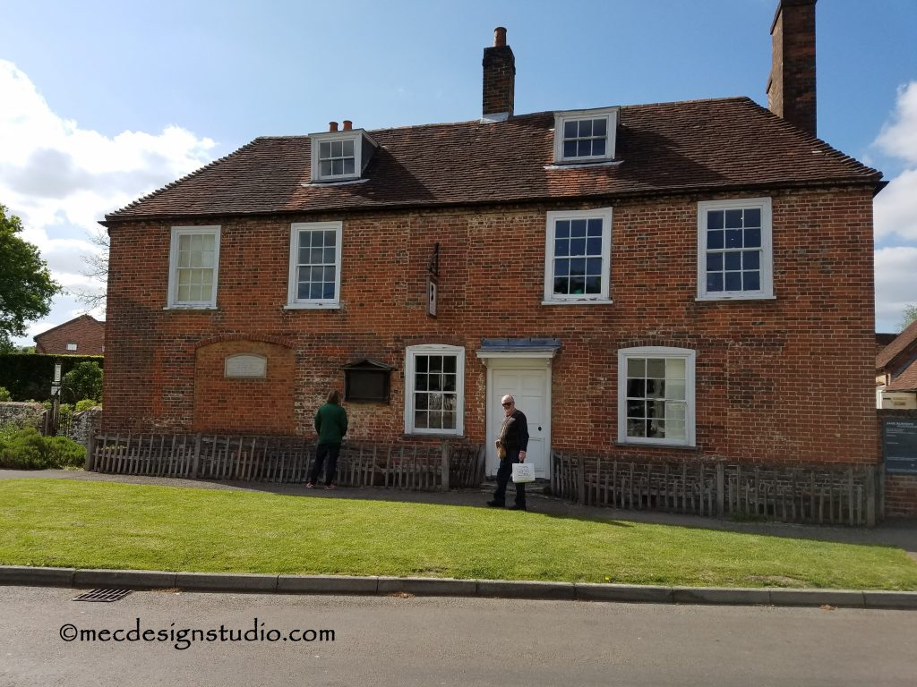 Chawton Cottage-Jane Austen's home