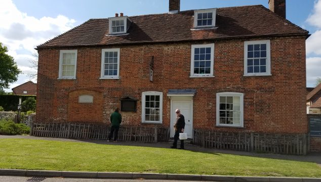 Chawton Cottage ~ Discover Jane Austen