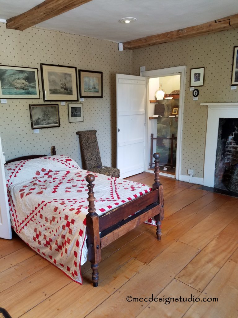 Chawton Cottage-Admiral's Room