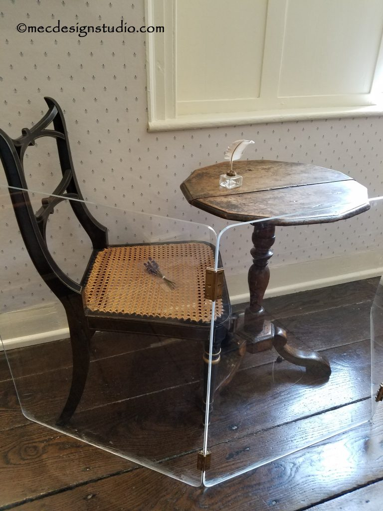 Chawon Cottage-Jane Austen's table