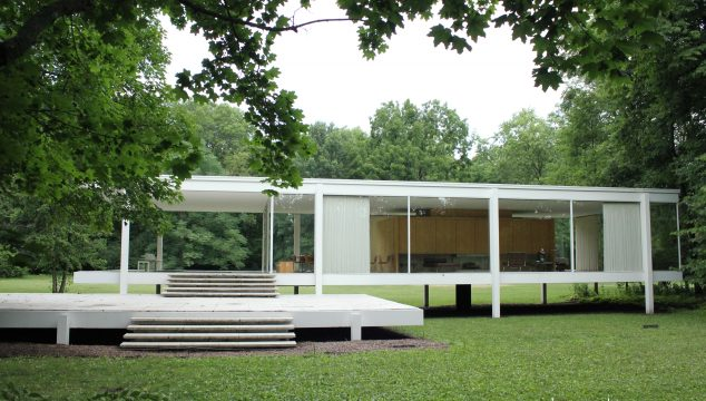 Farnsworth House ~ Mid-Century Marvel