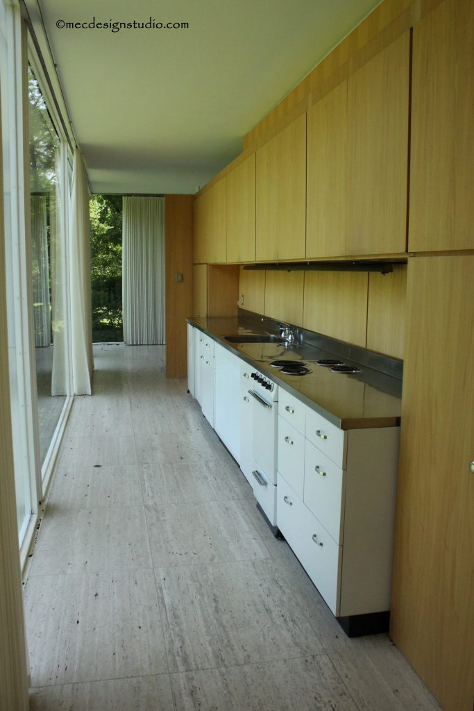 Farnsworth House kitchen