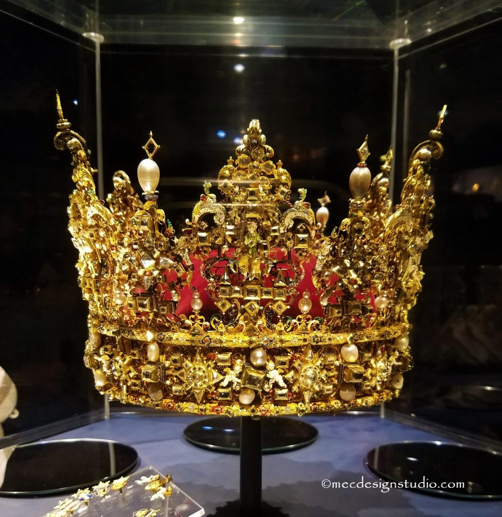 Crown of KIng Christian IV of Denmark