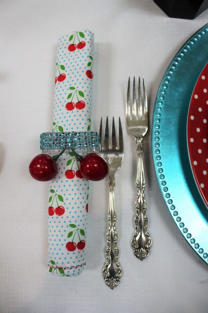 Cherry Napkin Ring