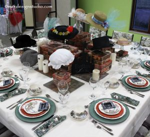 Mary Poppins Table