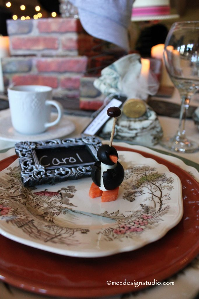 Mary Poppins penguin treat