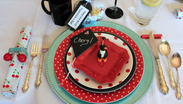 Mary Poppins Inspired Table~Great Gatherings