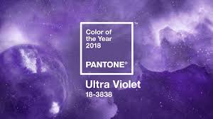 Ultra Violet ~ Color of the Year