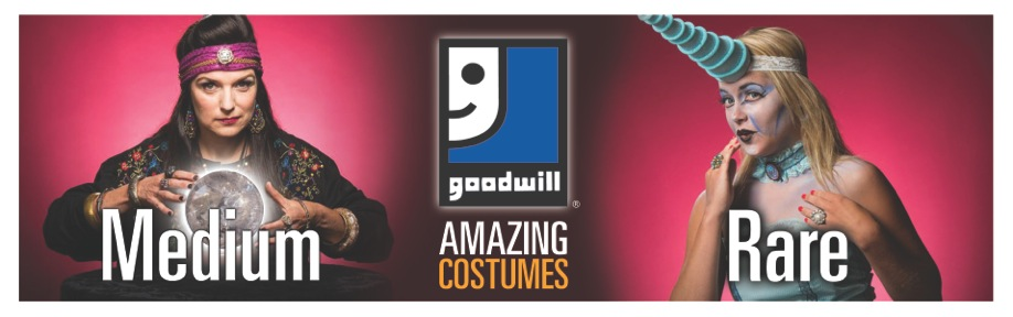 Goodwill Halloween Billboard