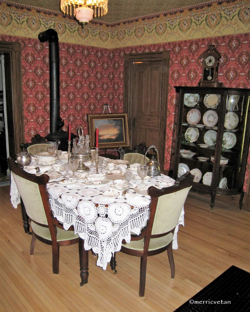 Red Brick Museum Dining Room